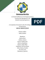 Case Osteoarthritis New