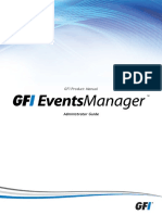 Gfi Event Manager Manual