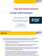 ME4226 - Design of Heat Exchangers 2
