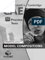 CAE 10 TESTS Model Compositions (Highlighted)