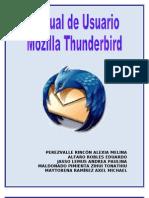 Manual Thunder Bird