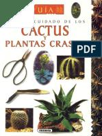 Guia Para El Cuidado de Cactus y Plantas Crasas -Juan-Daniel Nessmann - Susaeta Ediciones - 1994