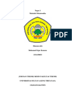 Mekatronika Tugas 2_M.fajar Komara 3331150053