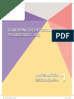 Matemática 1  cuaderno de reforzamiento pedagógico JEC.pdf