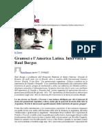 Gramsci e l'America Latina_Sensso Comune