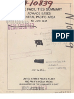 Pacific Military Bases (1945)