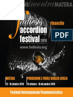 Fadiesis Accordion Festival 2018 - RINASCITE