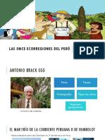 Las Once Ecorregiones Del Perú (1)