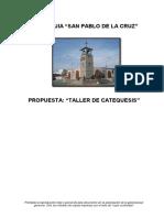 Proyecto Taller de Catequesis