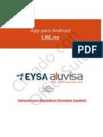 Intérprete Para Reguladores de Normativa Española 1v1