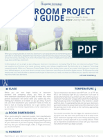 Cleanroom Project DesignGuide 2016
