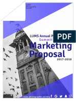 Marketing Proposal(LAPS)