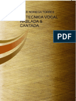 La Tecnica Vocal Hablada Amp Cantada 120828105302 Phpapp01