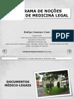 S Documentos Medico-legais