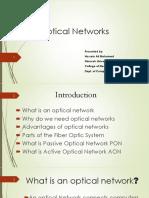 Hussein ALi-Fiber Network