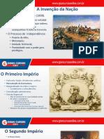 Aula 09 - Formação Histórica, Cultural e Étnica do Brasil II.pdf