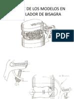 Montaje de Los Modelos en Articulador de Bisagra