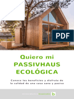 Quiero Mi Passivhaus Ecológica Miren caballero bio estudio