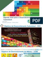 Conferência Agenda 2030