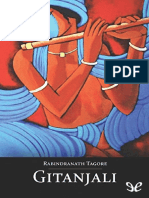 Tagore, Rabindranath - Gitanjali [35892] (r1 1)