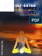 Jap Tap Dhyan Imortance of Prayer and Meditation