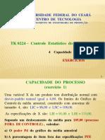 TK 0224 4 Capacidade Do Processo Exercícios Resolvidos(1)