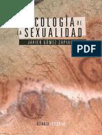 Gómez Z, J. Psicologia de La Sexualidad. Alianza Editorial. España, 2014. .pdf