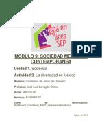 NozNavedo Candelaria M9S1 LadiversidadenMéxico