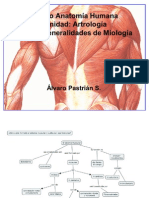 Clase Generalidades miologia