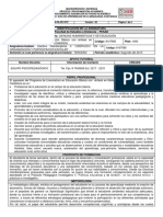 Electiva Interdisciplinar II Liderazgo Social y Práctica Escolar