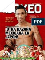 Boxeo La Revista Oct 2010