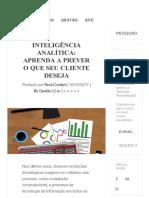Toccato - Inteligência Analítica_Aprenda Prever Seu Cliente Deseja