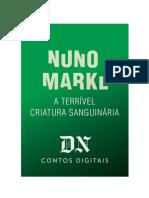 A Terrível Criatura Sanguinária - Nuno Markl.PDF