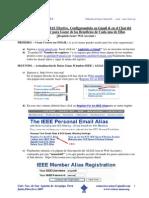 Tutorial Como Crear & Configurar Un ALIAS Efectivo