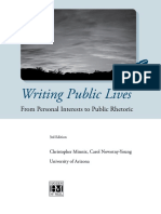 Writing for the Public
