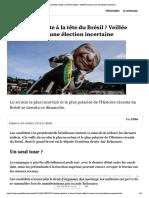L'extrême droite à la tête du Brésil ?
