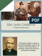 São João Calábria