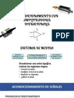 ACONDICIONAMIENTO DEL APLIFICADOR