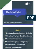 A1 - Engenharia Elétrica e Engenharia Da Computação - Eletrônica Digital