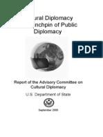 Cultural Diplomacy1