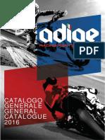 Adige Catalogo Generale 2016