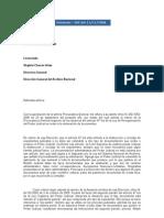Dictamen-405-2008- Eliminación de Expedientes