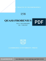 [W. K. Nicholson, M. F. Yousif,] Quasi-Frobenius R(B-ok.org)