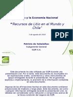 01. El Litio y La Economia Nacional