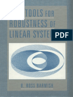 B. R. Barmish - New Tools for Robustness of Linear Systems