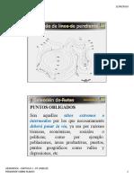 Geomatica - Capitulo 1 - 07a Linea de Pendiente Sobre Planos