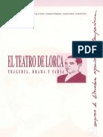 El Teatro de Lorca Tragedia Drama y Farsa