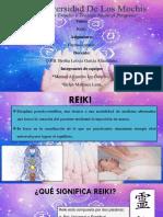 Reiki Terapia Alternativa- Farmacognosia