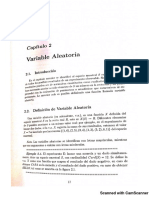 Procesos Estocasticos Probabilidad y Estadistica