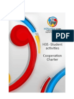 H3S Student Activities Cooperation Charter